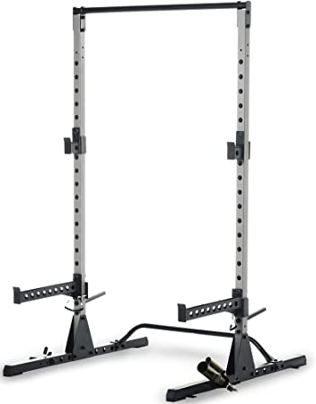side facing fitness reality multi-function adjustable power rack