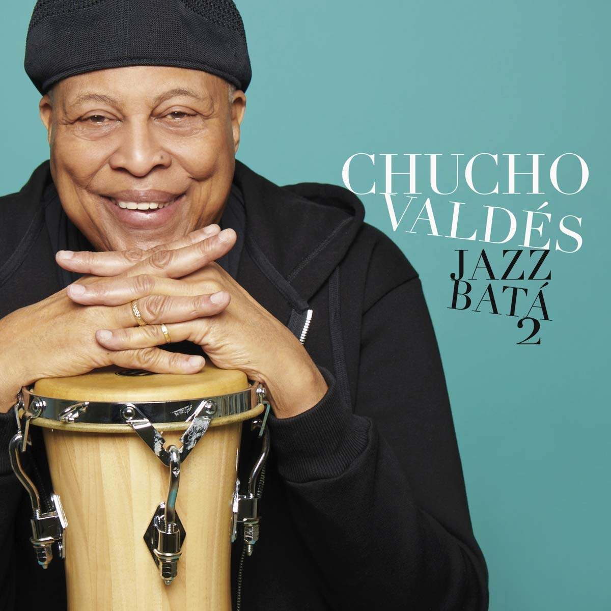 CD : Chucho Valdes - Jazz Bata 2 (CD)