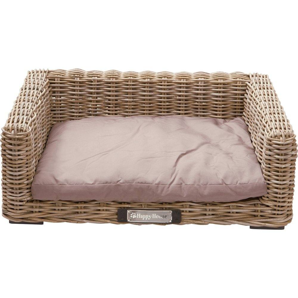 happy-house Rattan Sofa, mittel