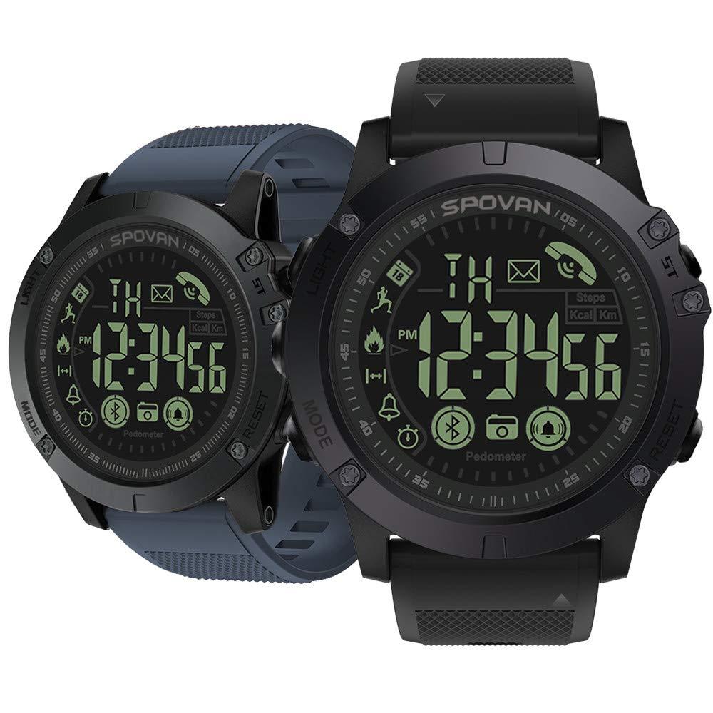 Cebbay Liquidación Smartwatch Deporte Hombre Reloj ...