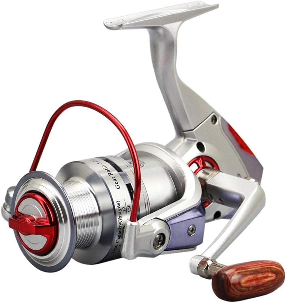 Spinning Carrete de pesca De giro del carrete de pesca 8 + 1 ...