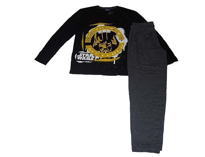 Pijama para hombre, diseño de Star Wars Darth Vader, tallas M,