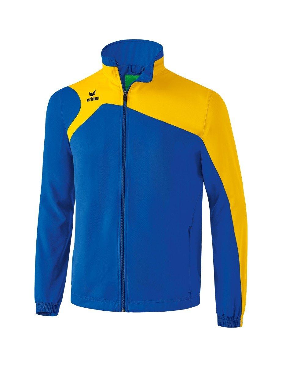 Erima Club 1900 2.0 Pres. Jacket - New Royal Yellow - Jacken-Anoraks-Herren