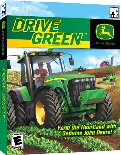 John Deere: Drive Green - PC -