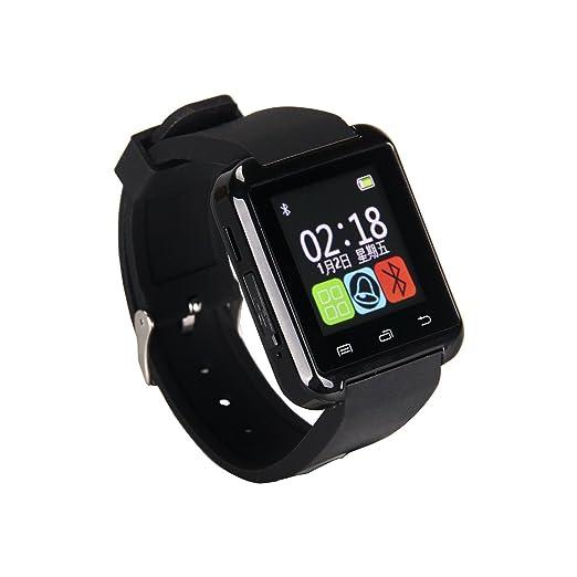 Inteligente Bluetooth Timorn reloj del reloj Manos Fit llamada ...