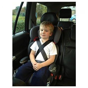 Gossipyboy 2PCS Baby Car Head Support Kids Toddler Seat Headrest Sleep Nap Forehead Strap