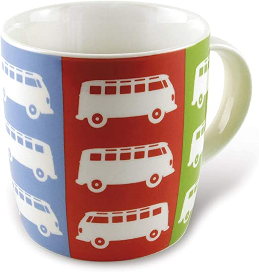 Amazon.com: VW Collection by Brisa Genuine VW Camper camión ...