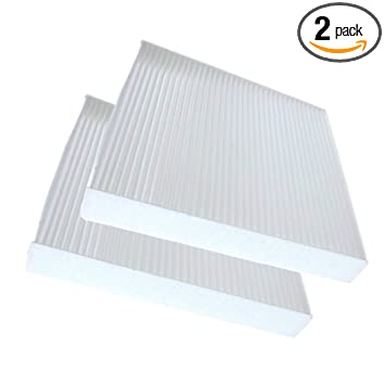 C25870 CARBONIZED CABIN AIR FILTER FOR INFINITI FITS M45 2006-2010