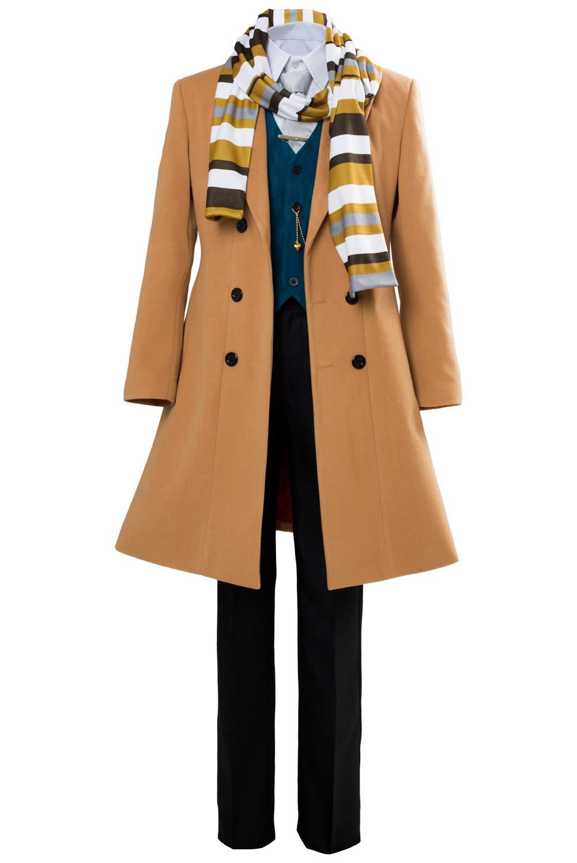 Braun XXL Karnestore Fate Grand Order Arthur Pendragon Freizeitkleidung FGO Third Anniversary Outfit Cosplay Kostüm Herren XXL
