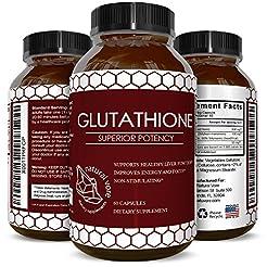 Pure Glutathione Supplement Natural Skin...