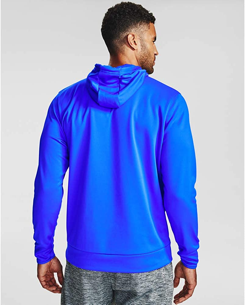 Under Armour mens Armour Fleece Big Logo Hoodie