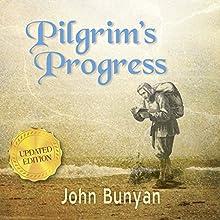 Pilgrim's Progress: Updated, Modern English Audiobook by John Bunyan Narrated by Mark Christensen