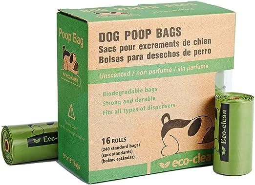 Amazon.com: Bolsas de caca biodegradables, bolsas de ...