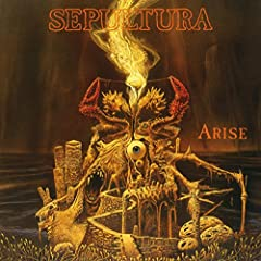 SEPULTURA ARISEIn their previous seven-year existence Sepultura had steadily established themselves as Brazil's premier metal outfit, but it wasn't until 1991's breakthrough album Arise that they truly captured hearts and minds. Subsequently ...