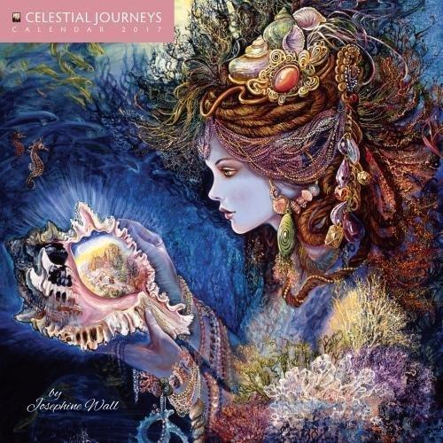 Download Celestial Journeys by Josephine Wall mini wall calendar 2017 (Art calendar) ebook