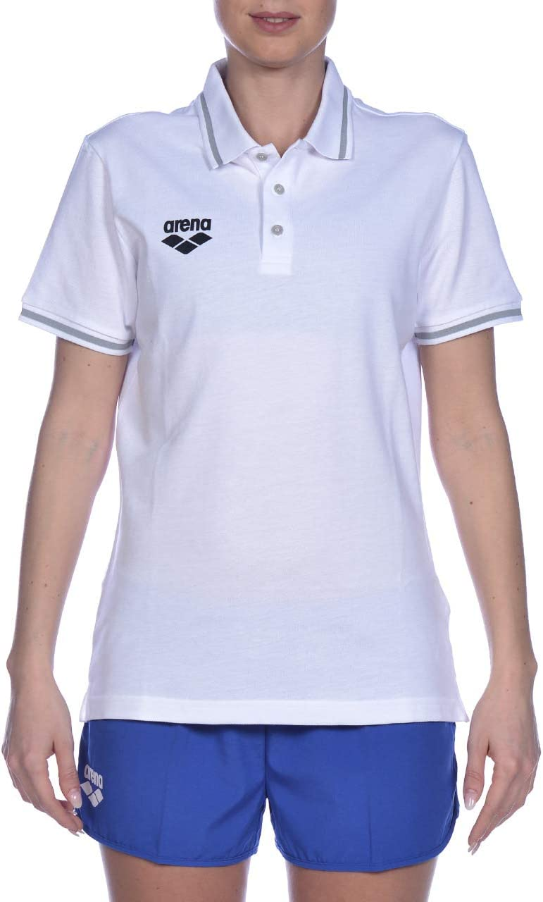 Arena Team Line Short Sleeve Polo Shirt for Men and Women