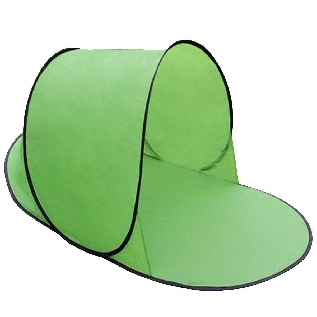 Bestwind 2 pacco, Tenda di protezione solare impermeabile esterna Tenda di protezione UV tenda completamente automatica ad apertura rapida pop-up tenda da campeggio tenda da campeggio