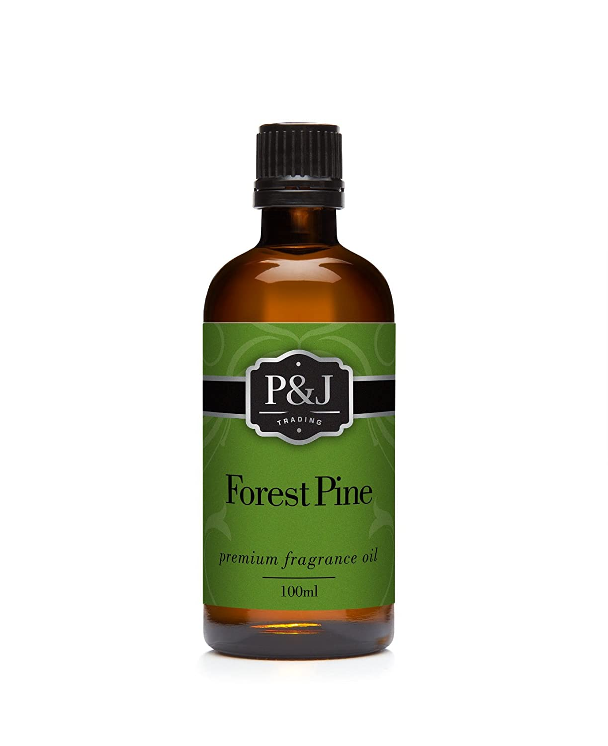 Forest Pine Fragrance Oil - Premium Grade Scented Oil - 100ml/3.3oz