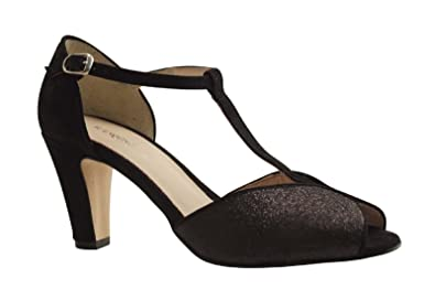 Magritte Et Salome Sacs Chaussures Reqins Noir pRqY18xYw