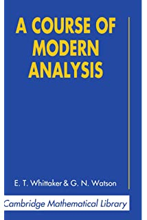 A course of modern analysis e t whittaker g n watson a course of modern analysis cambridge mathematical library fandeluxe Image collections