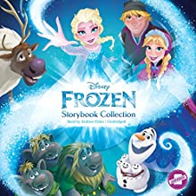 Frozen Storybook Collection Audiobook by  Disney Book Group Narrated by Andrew Eiden