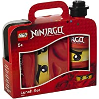 LEGO 40590661 Ninjago Lunch Set, Red