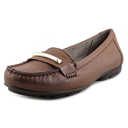 Naturalizer Womens Kamille Loafer,Banana Bread Leather,US 6.5 M
