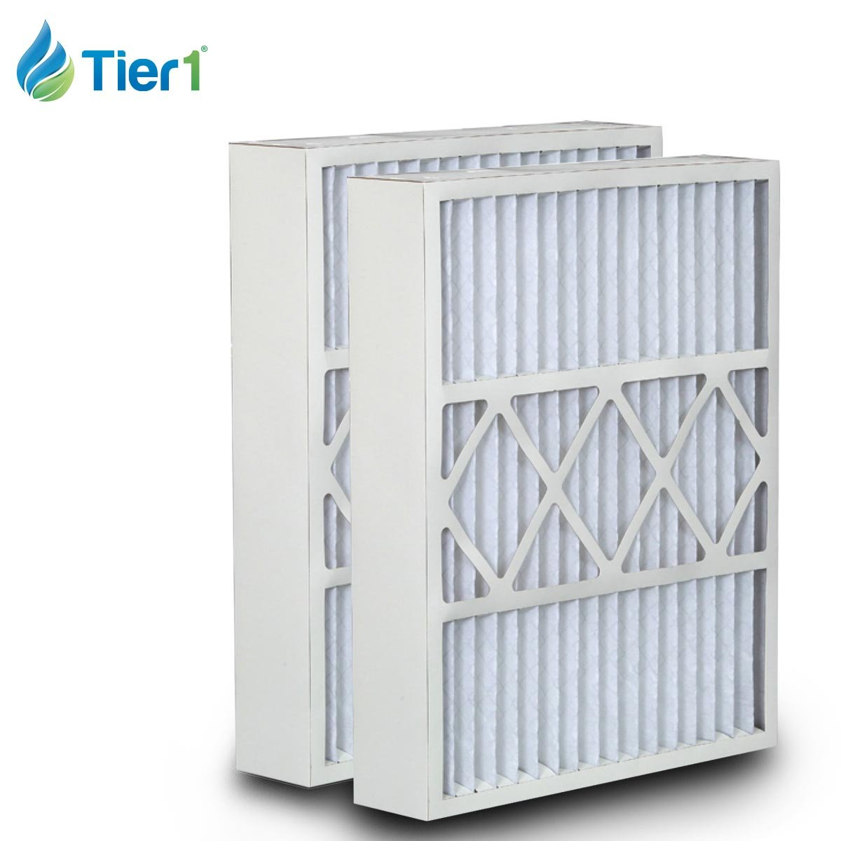 Tier1 Replacement for Comfort Plus 16x26x5 Merv 11 Air Filter 2 Pack