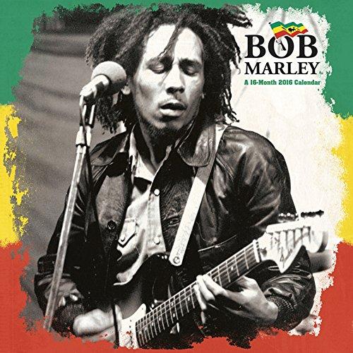 Bob Marley - 2016 Calendar 12 x 12in
