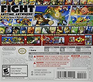 Super Smash Bros. - Nintendo 3DS from Nintendo