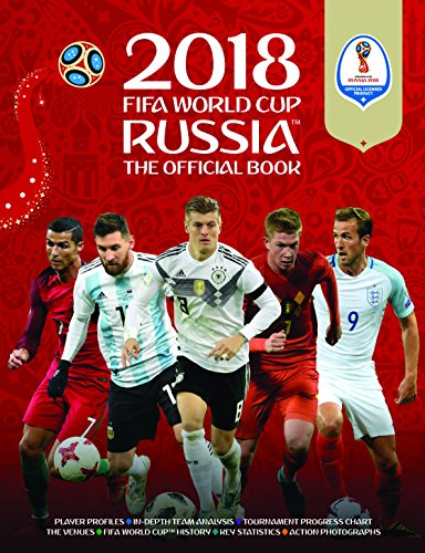 2018 FIFA World Cup Russia™ Official Book