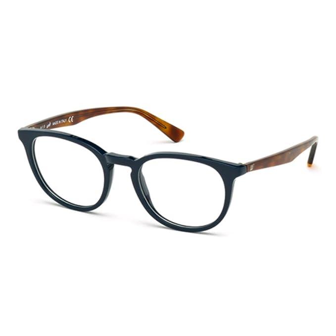 WEB WE5181-N, Gafas de sol para Hombre, Azul (Blu/Altro ...