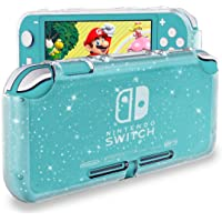Newseego Protective Case Compatible with Nintendo Switch Lite, Soft TPU Cover with Shock-Absorption and Anti-Scratch…