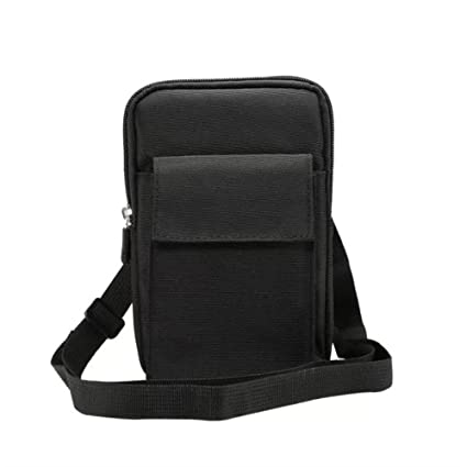 Image Unavailable. Image not available for. Color  LARRITS Outdoor Mini  Shoulder Bag Fanny Pack ... 9fe25cd52c1dd