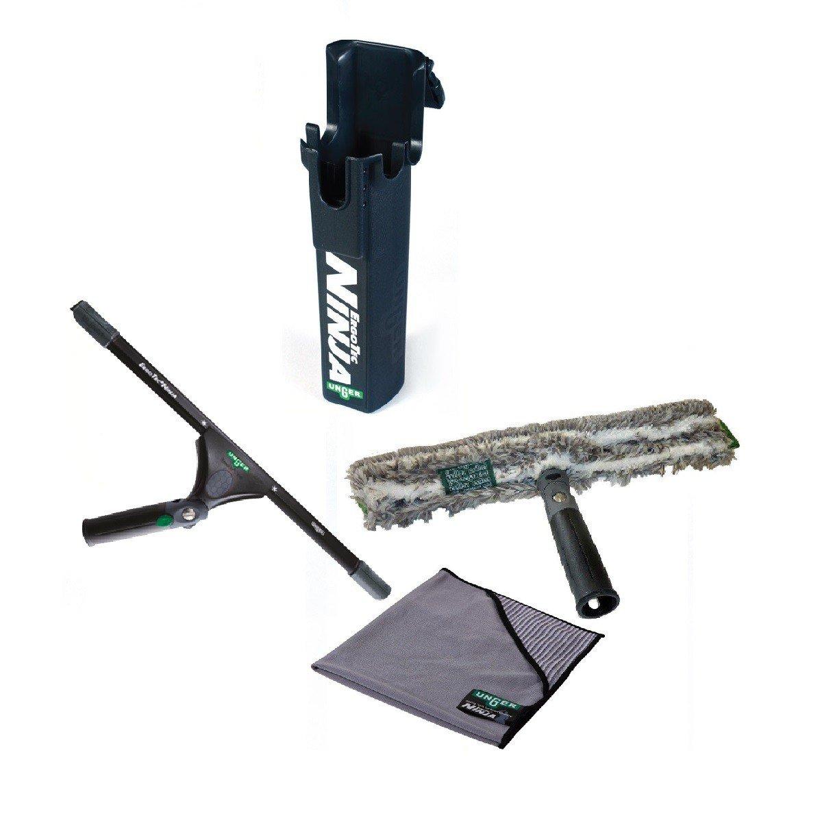 Unger ErgoTec cdu330-kt Ninja - Starter Kit: Amazon.es ...