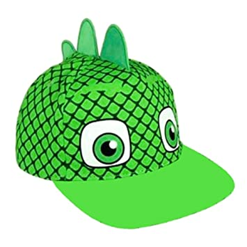 PJ MASKS 3D Gekko Baseball Cap  Amazon.co.uk  Toys   Games 116b29c5e7ba