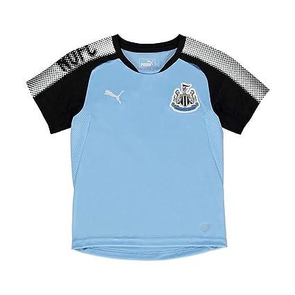 170f3d0222 Amazon.com : PUMA 2017-2018 Newcastle Training Football Soccer T ...