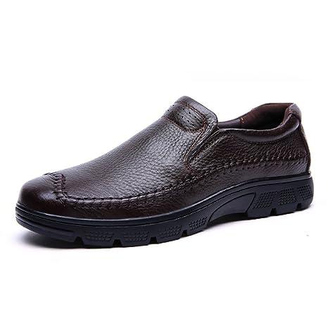 prevalente vasta selezione scarpe da ginnastica Scarpe Uomo 2018 Four Seasons Business Uomo Scarpe Medio ...