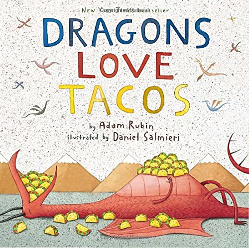 Book Cover: Dragons Love Tacos