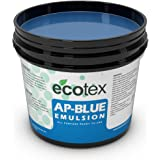 Ecotex AP Blue All Purpose Ready to Use Screen Printing Emulsion Pint
