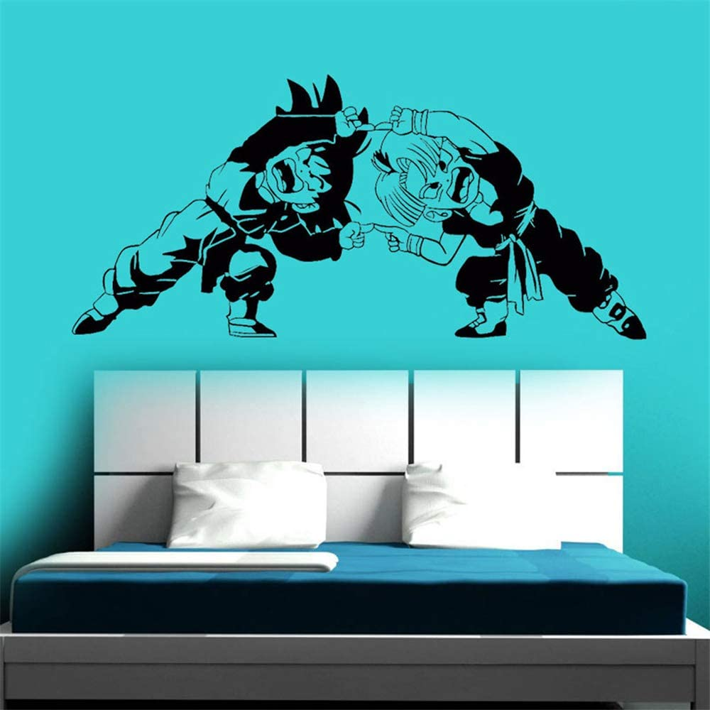 Amazon Com Dragon Ball Wall Decal Dragon Ball Z Dbz Kid Goku