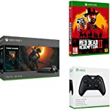 Microsoft Xbox One X-Consola 1 TB+Shadow Of The Tomb Raider + Red Dead Redemption 2…