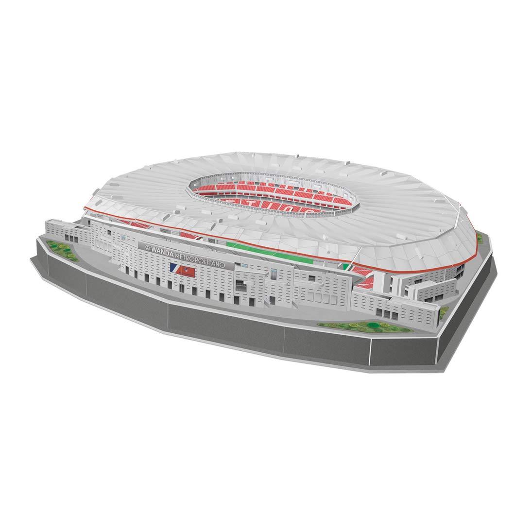 Amazon.com: Nanostad Atletico Madrid Wanda Metropolitano ...