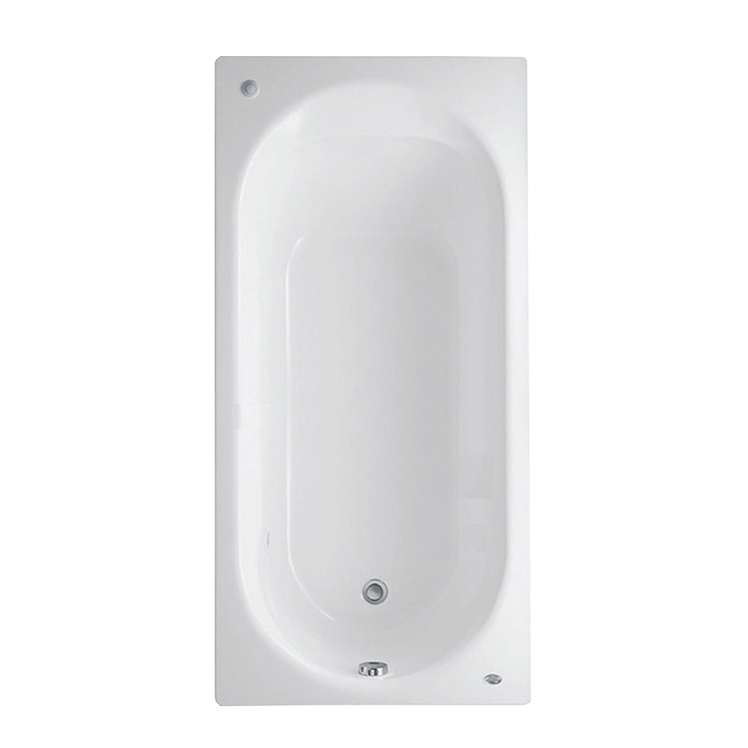 Exceptional American Standard 2470.002.020 Stratford 5 1/2 Feet Bath Tub, White   Drop  In Bathtubs   Amazon.com