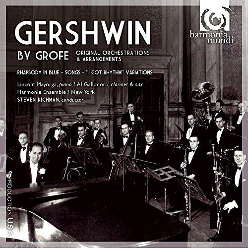 - Gershwin By Grofe: Original Orchestrations & Arrangements