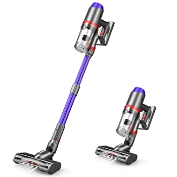 ONSON Cordless Vacuum Cleaner With Adjustable Height