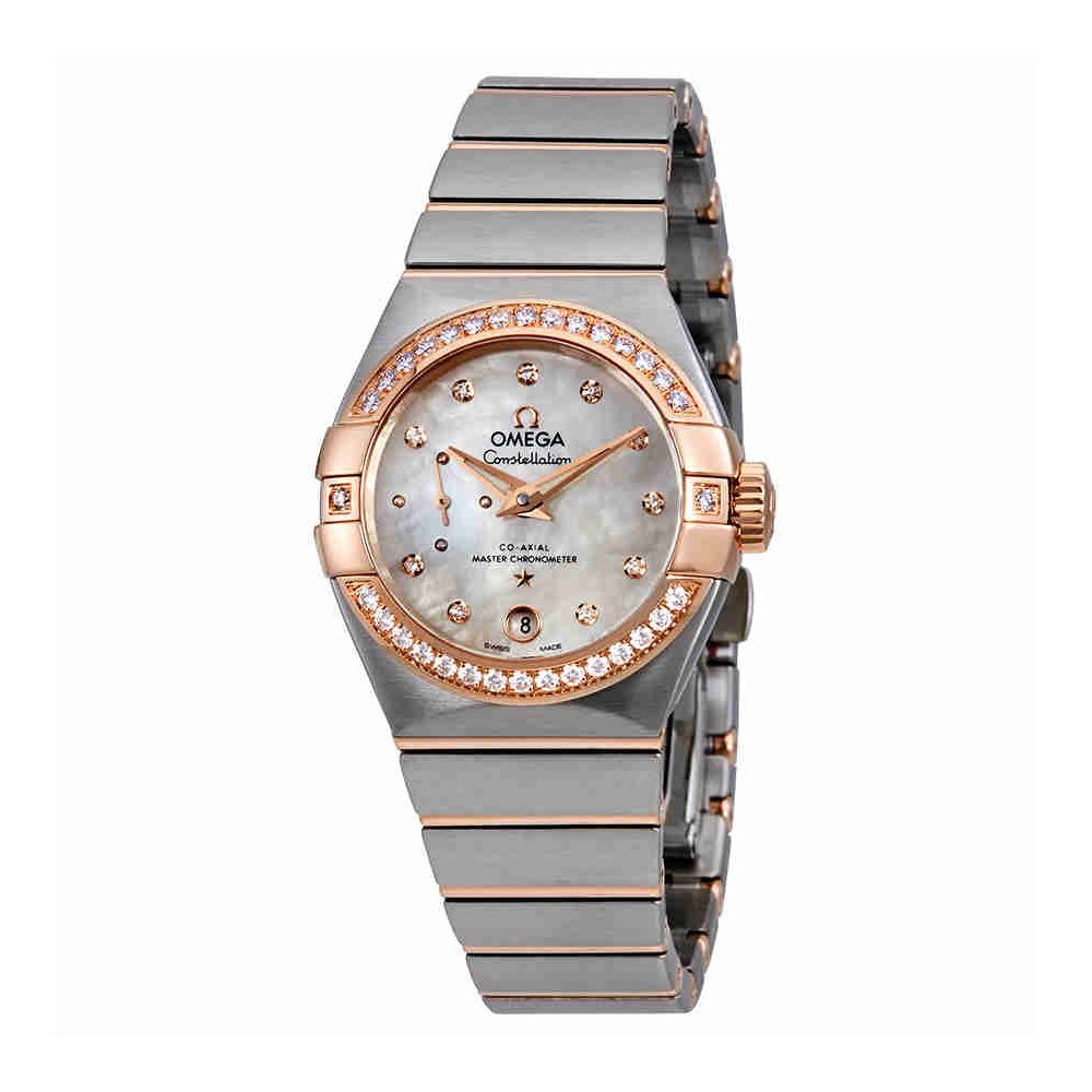 Omega Constellation Automatic Ladies Watch 127. 25. 27. 20. 55. 001