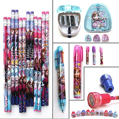 Disney Frozen Sharpener Complete Stationery