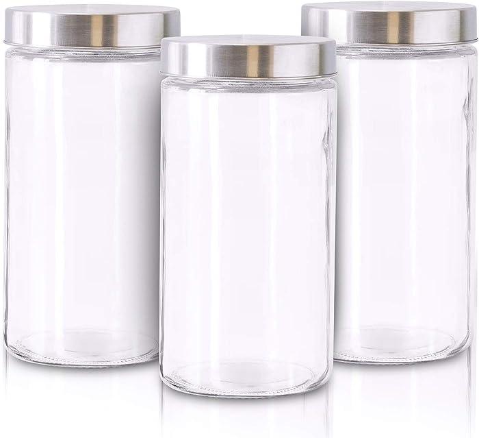 The Best Glass Food Storage Zyliss