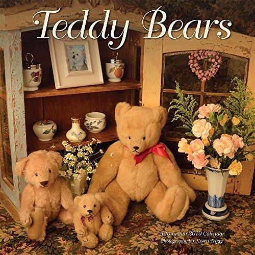 (2019 Teddy Bears Wall Calendar, Women's Interests by Wyman Publishing)